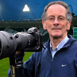 Photographer Mark Shearman receives RPMF award