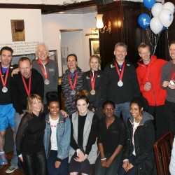 RPMF thanks 2015 London Marathon Ronners