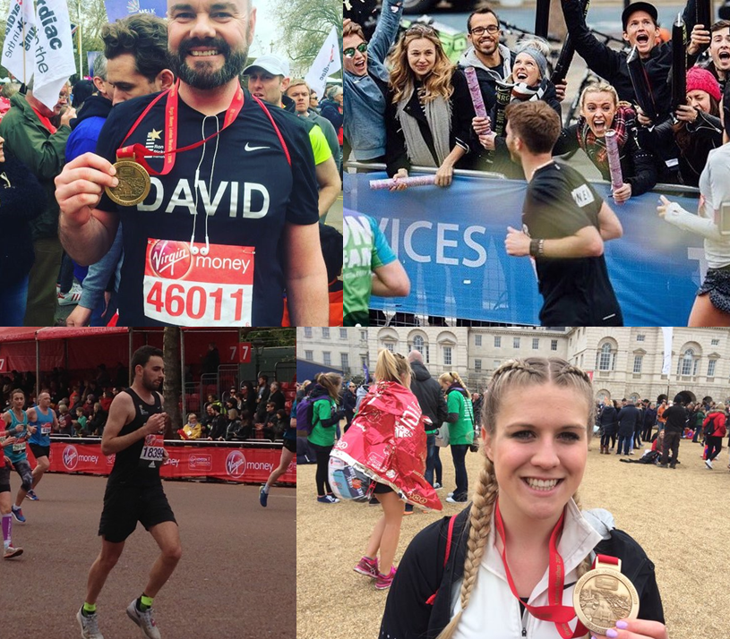 RPMF's Ronners complete the 2016 Virgin Money London Marathon