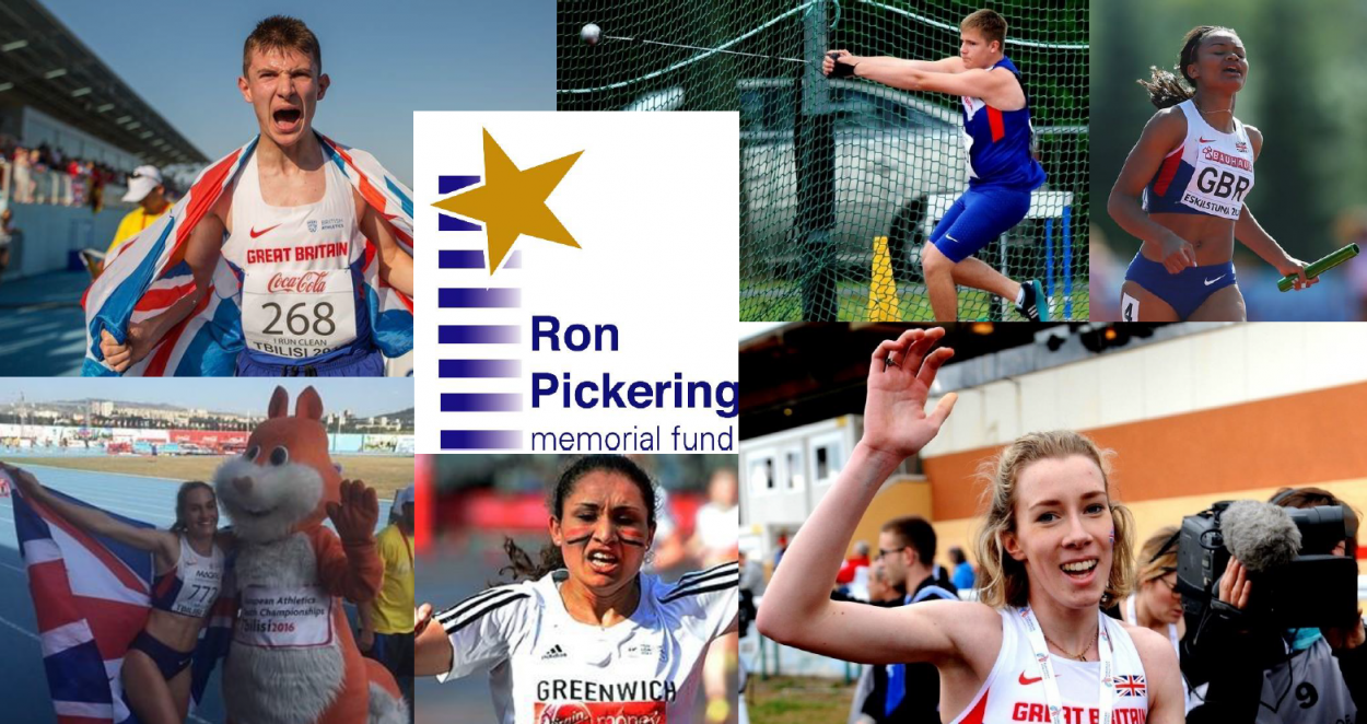 RPMF 2017 annual grants announced. Awards for 199 young British athletes.
