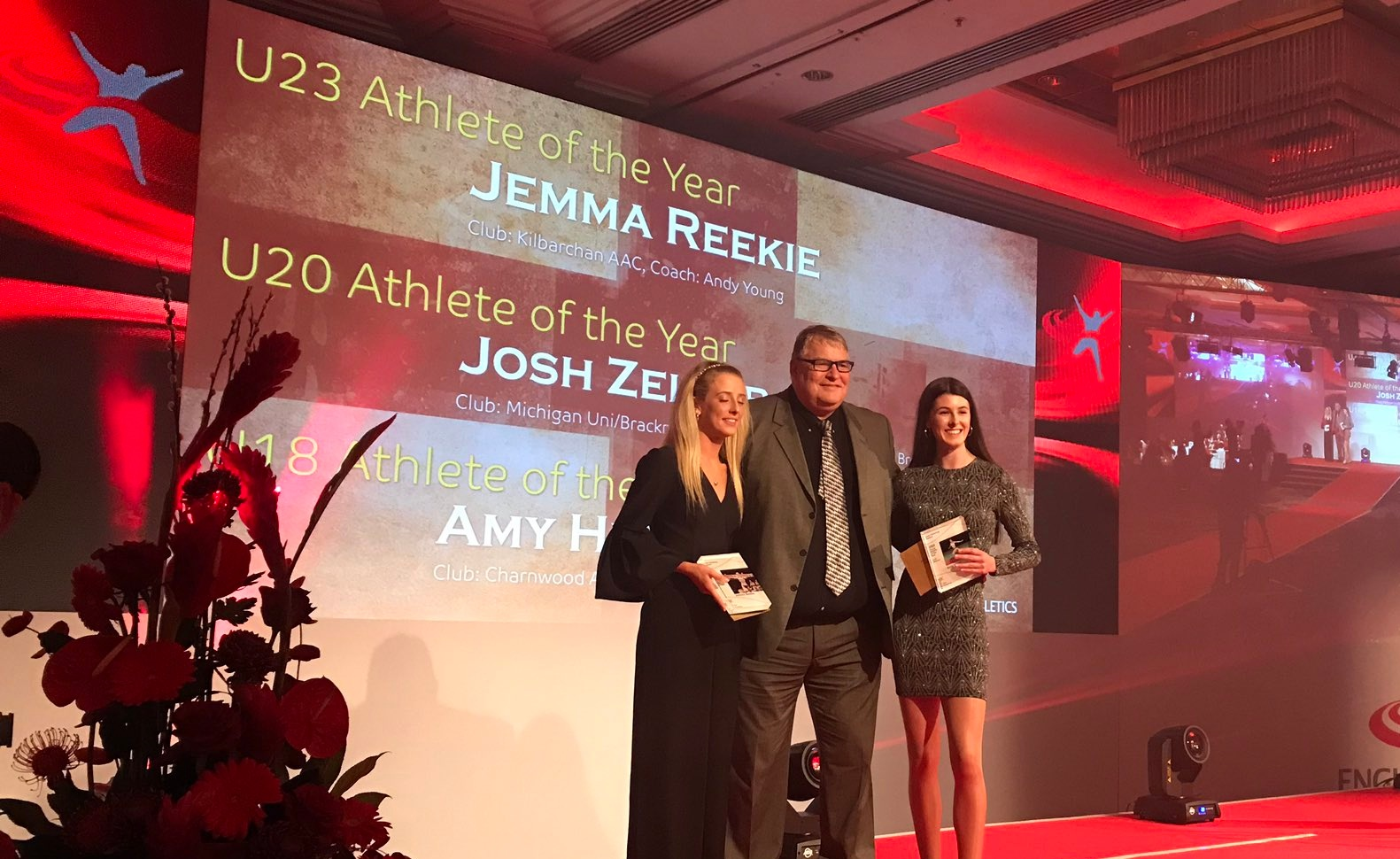 Jean Pickering Young Athlete of the Year Awards 2019