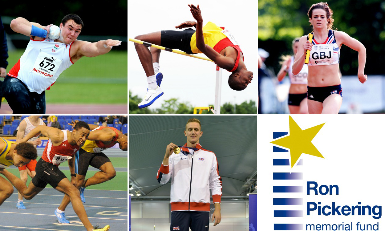 Athletes to benefit from Jean Pickering Olympic Scholarships